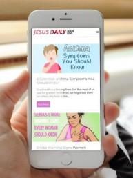 Agora Web Designs - JesusDaily.com